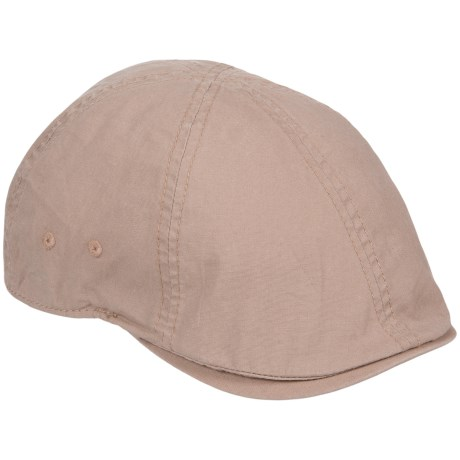 A. Kurtz Chino Ivy Driver Hat (For Men) in Combat Beige