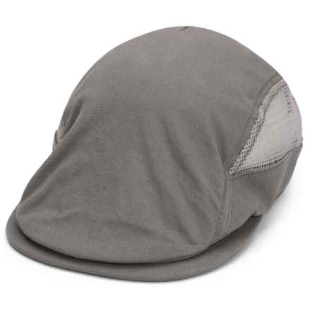 A. Kurtz Mesh Sides Ivy Driver Hat (For Men) in Grey - Closeouts