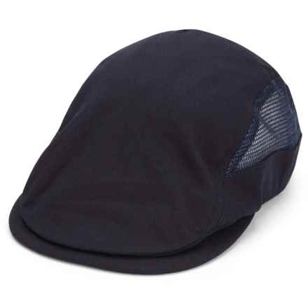 A. Kurtz Mesh Sides Ivy Driver Hat (For Men) in Navy - Closeouts