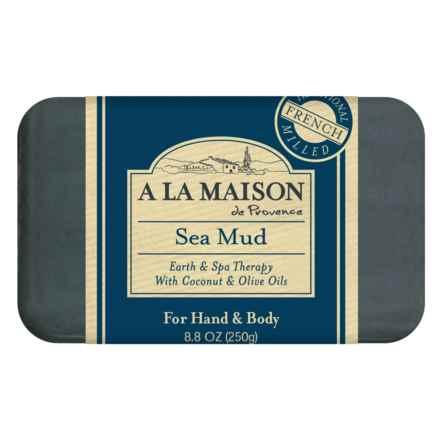 A La Maison Sea Mud Bar Soap - 8.8 oz. in Sea Mud - Closeouts