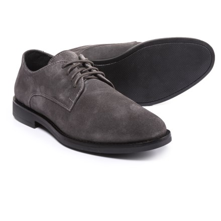 acc47e3a7 A. Testoni Made in Italy Diffusion Oxford Shoes - Suede (For Men) in
