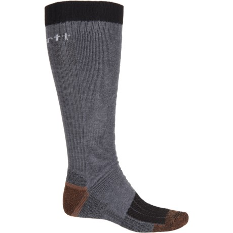 A211 Ultimate Outdoor Socks - Over the Calf (For Men) - GREY (L ) thumbnail