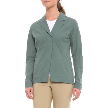 Image of A2B Hardshell Gore-Tex(R) Blazer - Waterproof (For Women)
