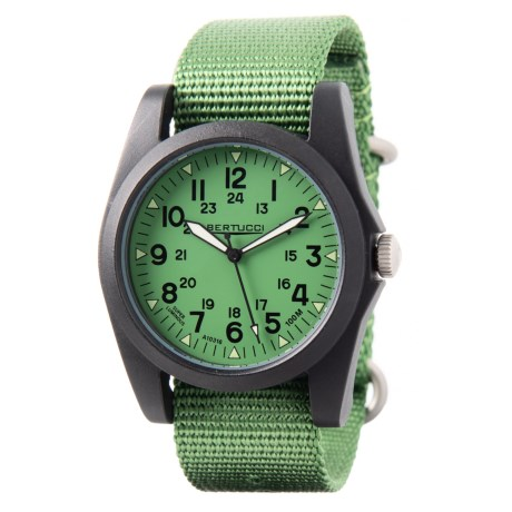 Image of A3P Sportsman Watch - 42mm, Nylon Band (For Men)