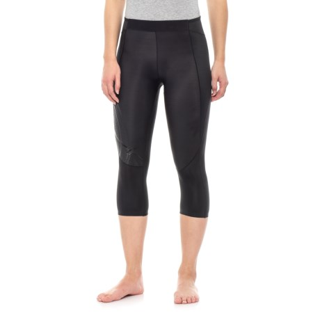 Image of A400 Compression 3/4 Tights - UPF 50+ (For Women)