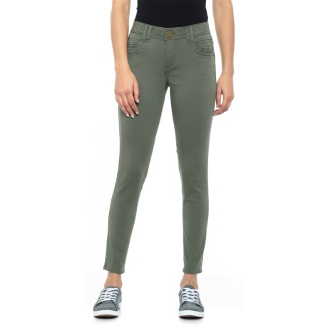 Image of Ab Technology Ankle Skimmer Pants (For Women)