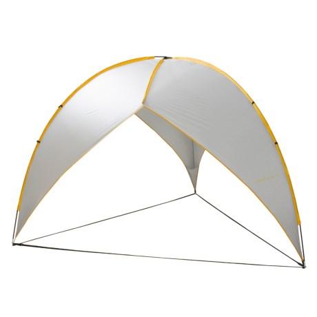 ABO Gear Abo Gear Tripod Shelter  in Silver/Yellow