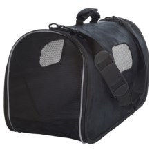 ABO Gear Aussie Pet Carrier in Black - Closeouts