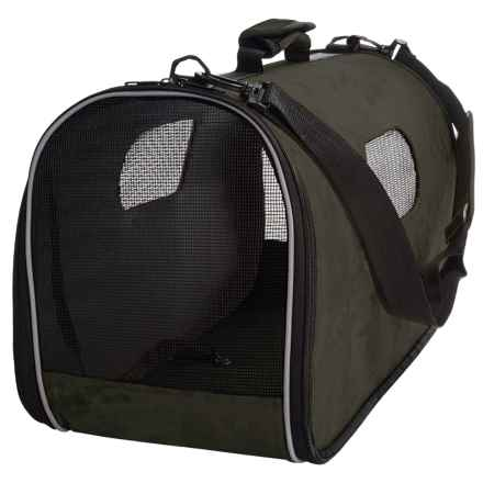ABO Gear Aussie Pet Carrier in Grey - Closeouts