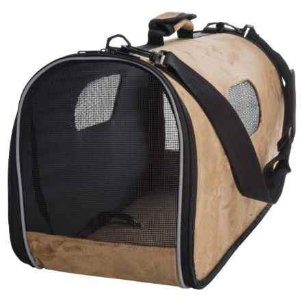 ABO Gear Aussie Pet Carrier in Tan - Closeouts