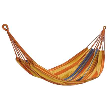 ABO Gear Borroloola Hammock in Orange/Yellow/Blue - Overstock