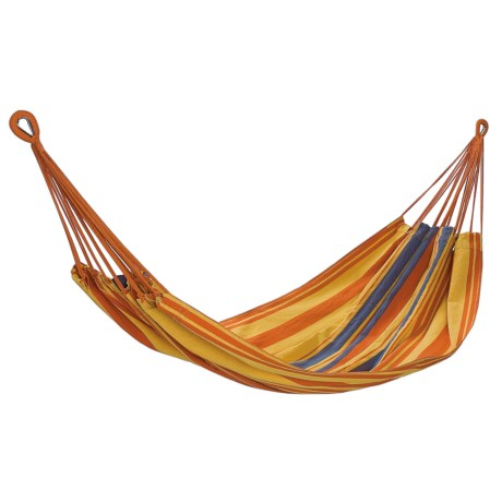 ABO Gear Borroloola Hammock in Orange/Yellow/Blue