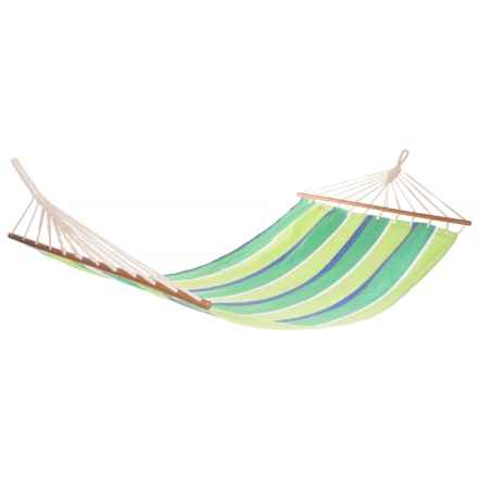ABO Gear Fiesta Hammock in Green Multi - Closeouts