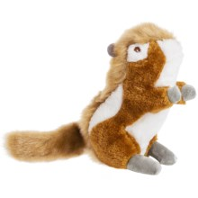 ABO Gear Grunting Animal Dog Toy in Chipmunk - Closeouts