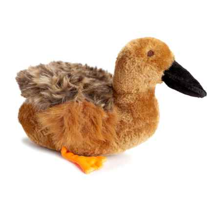 ABO Gear Grunting Animal Dog Toy in Duck - Closeouts