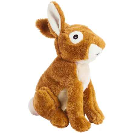 ABO Gear Grunting Animal Dog Toy in Rabbit - Closeouts