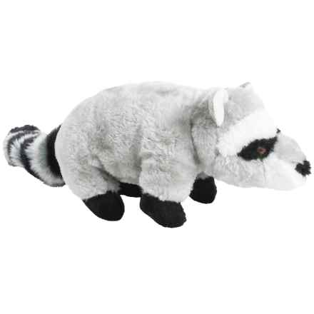 ABO Gear Grunting Animal Dog Toy in Raccoon - Closeouts