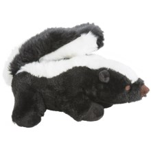 ABO Gear Grunting Animal Dog Toy in Skunk - Closeouts