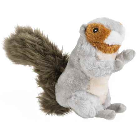 ABO Gear Grunting Animal Dog Toy in Squirrel - Closeouts
