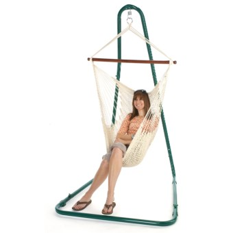 ABO Gear Maralinga Rope Chair in Natural