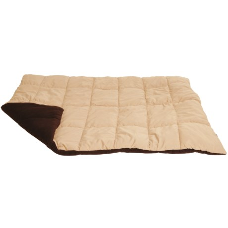 "ABO Gear Pet PacSac Dog Bed - 48x36"" in Tan"
