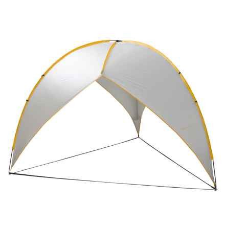 ABO Gear Tripod Shelter in Silver/Yellow - Closeouts