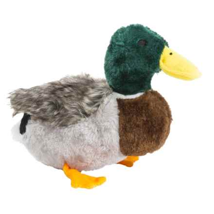 ABO Gear's Quacking Fowl Dog Toy in Mallard - Closeouts