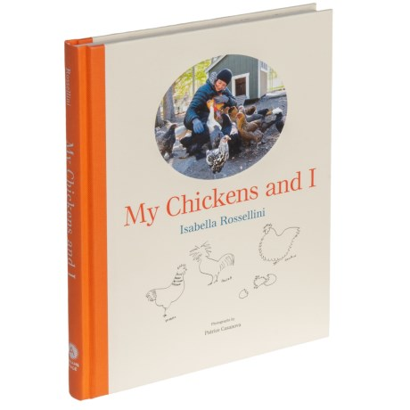 Abrams My Chickens and I, Hardcover Book in Multi