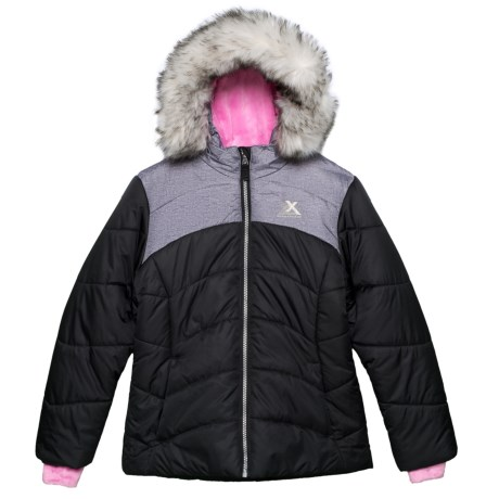 Image of Abree Puffer Jacket - Insulated (For Big Girls)