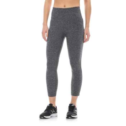 ABS Allen Schwartz ABS by Allen Schwartz Tummy Control Capris (For Women) in Grey Heather Spacedye - Closeouts