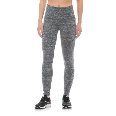 ABS Allen Schwartz ABS by Allen Schwartz Tummy Control Leggings (For Women) in Grey Heather