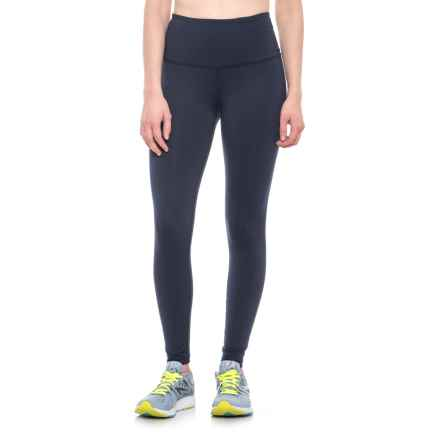 ABS Allen Schwartz ABS by Allen Schwartz Tummy Control Leggings (For Women) in Navy - Closeouts