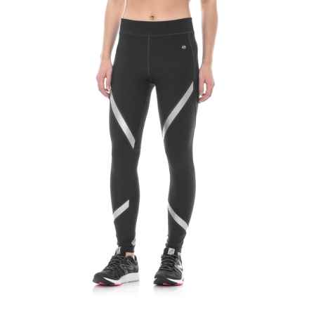 ABS by Allen Schwartz Shape Tone Lift Leggings (For Women) in Black - Closeouts