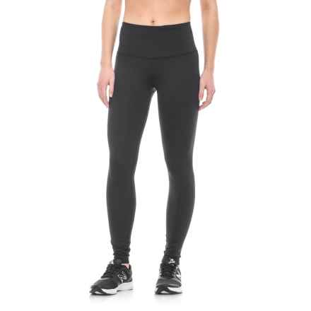 ABS by Allen Schwartz Tummy Control Leggings (For Women) in Black - Closeouts
