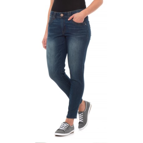 Image of AbTechnology Ankle Jeans (For Women)