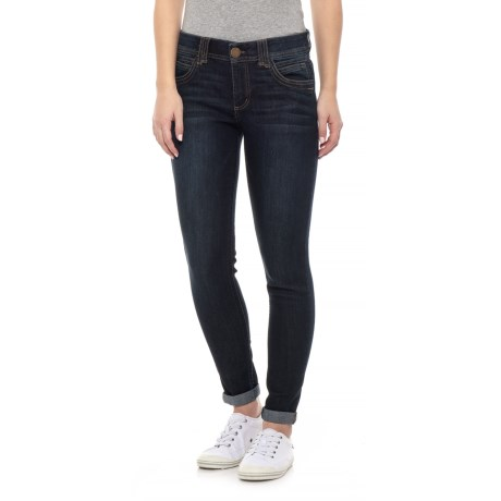 Image of AbTechnology Ankle Skimmer Jeans (For Women)
