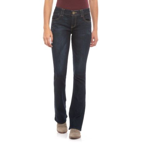 Image of AbTechnology Bootcut Jeans (For Women)
