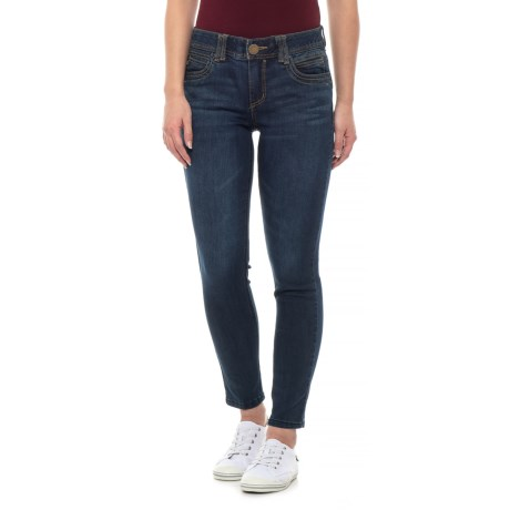 Image of AbTechnology Itty Bitty Ankle Skimmer Jeans (For Women)
