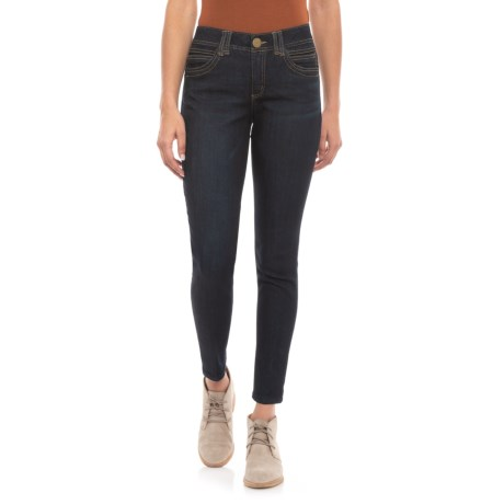 Image of AbTechnology Skinny Ankle Skimmer Jeans (For Women)