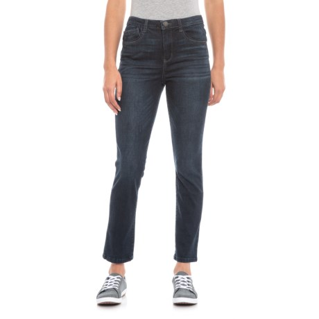 Image of AbTechnology Skinny Jeans - High-Rise Waist (For Women)