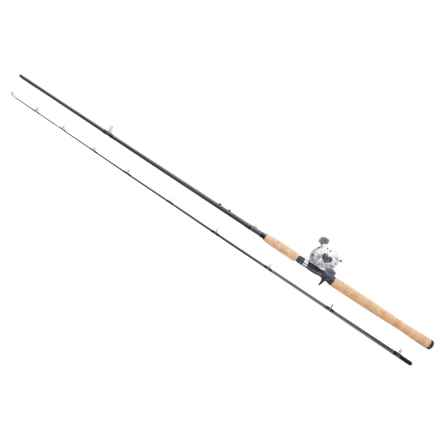 "Abu Garcia Ambassadeur Rod and Reel Combo - 2-Piece, 8'6"", Medium in See Photo - Closeouts"