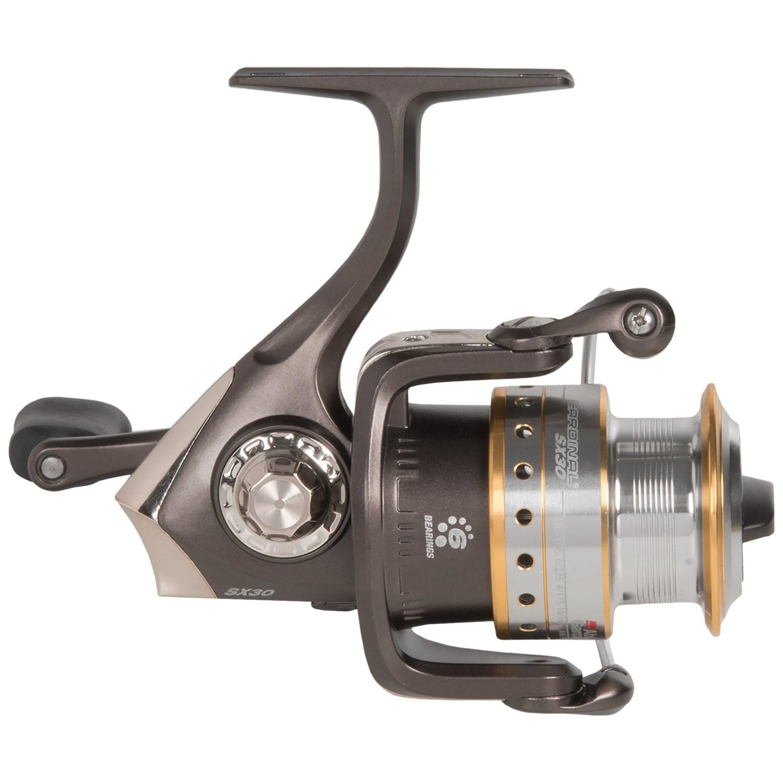 Abu garcia cardinal sx spinning reel save 50 for Abu garcia fishing reels