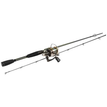 "Abu Garcia Cardinal SX Spinning Rod and Reel Combo - 6'6"", 2-Piece in See Photo - Closeouts"