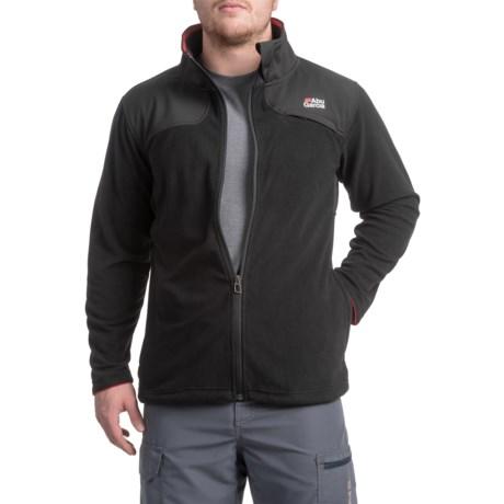 Abu Garcia Elite Performance Fleece Jacket (For Men) in Black