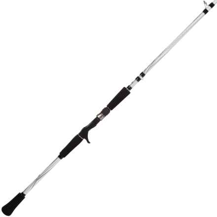 "Abu Garcia Veritas Casting Rod - 8'6"", Extra-Heavy in See Photo - Closeouts"