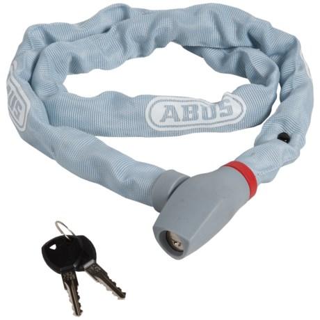 "ABUS uGrip 585/100 Chain Bike Lock - 3'3"" in Grey"