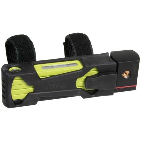ABUS uGrip Bordo 5700 Folding Bike Lock