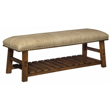 Image of Accent Bench with Storage