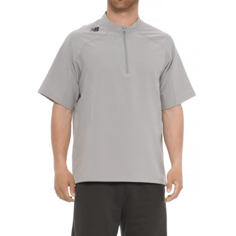 Image of Ace Baseball Jacket - Short Sleeve (For Men)