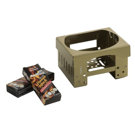 AceCamp Collapsible Camp Stove with Flamesticks in See Photo
